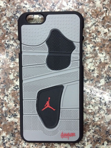 "Jordan Retro ""Toro"" 4 Phone Case LexCustoms - 1"