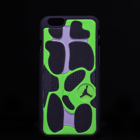 "Air Jordan Retro 13 ""Altitude"" Phone Case LexCustoms - 1"