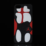 "Jordan Retro ""Bred"" 13 Phone Case LexCustoms - 2"