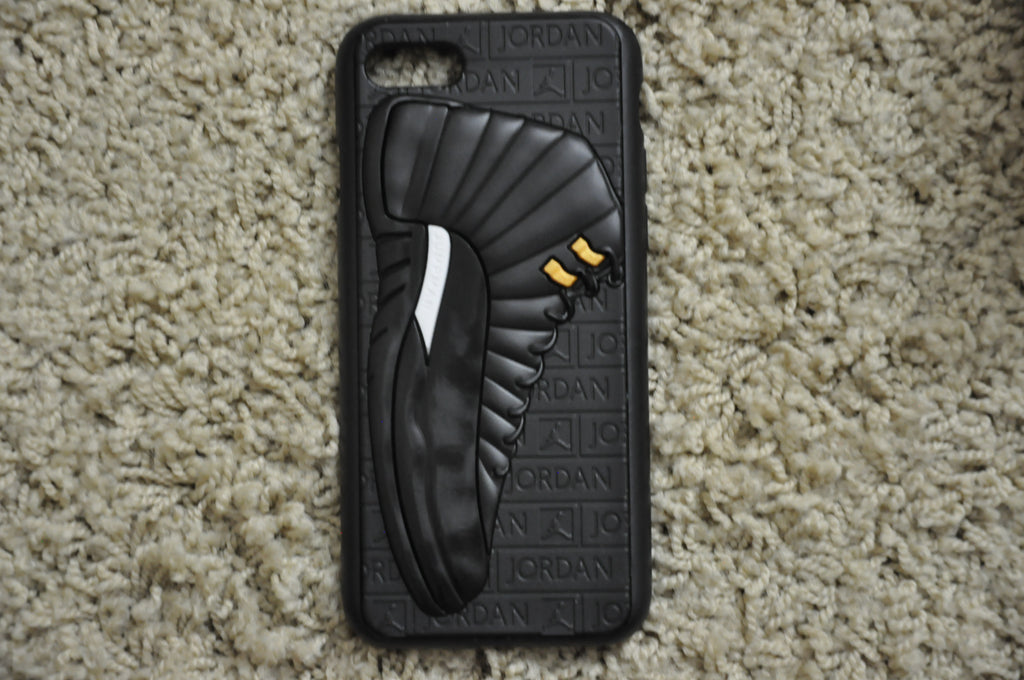 "Jordan Retro ""Master"" 12 iPhone Case"