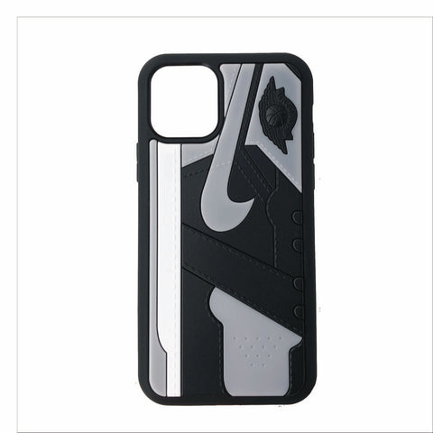 "Jordan Retro ""Shadow"" 1 iPhone Case"