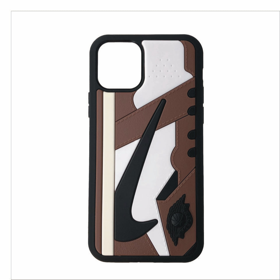 "Jordan Retro ""Travis Scott"" 1 iPhone Case"
