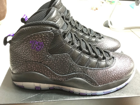 "Air Jordan 10 Retro ""Paris"" LexCustoms - 1"