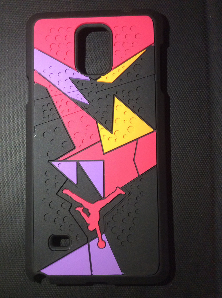 "Jordan Retro ""Raptor"" 7 Phone Case LexCustoms - 4"