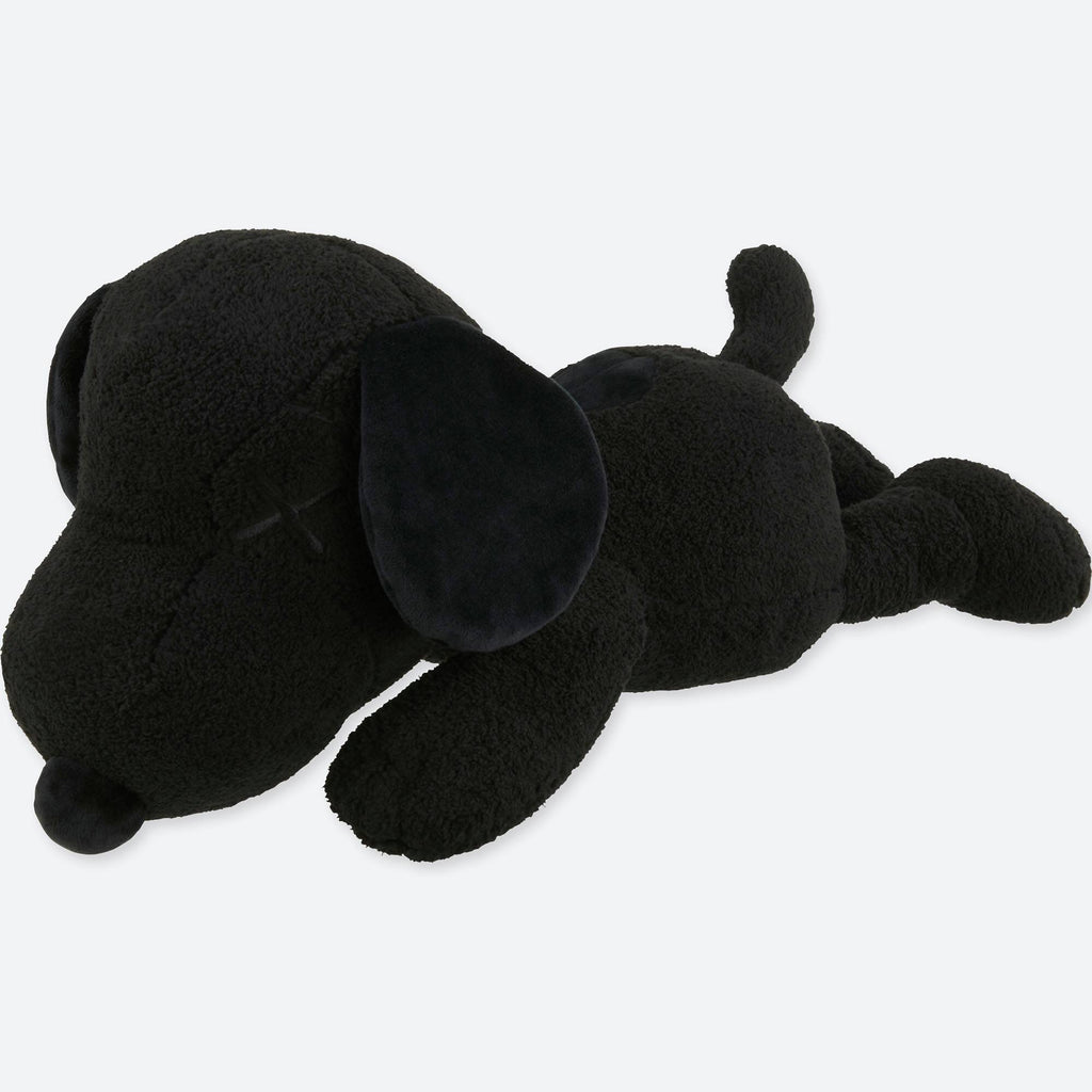 KAWS x Snoopy (Black)