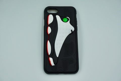 "Jordan Retro ""He Got Game"" 13 iPhone Case"