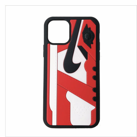 "Jordan Retro ""Chicago"" 1 iPhone Case"