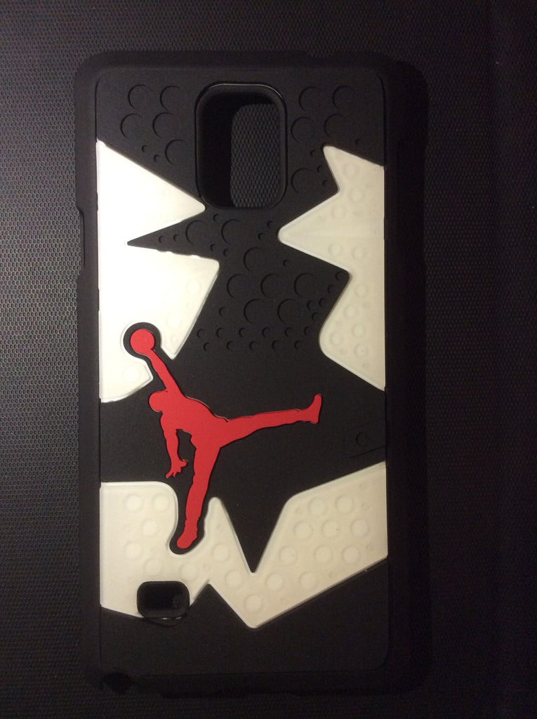 "Jordan Retro ""Infrared"" 6 Phone Case LexCustoms - 3"