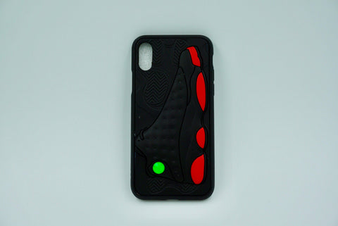 "Jordan Retro ""Dirty Bred"" 13 iPhone Case"
