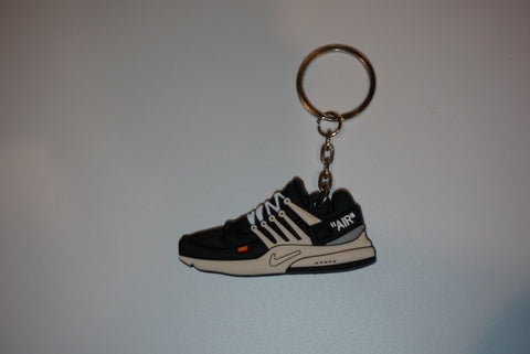Air Presto Off-White Sneaker Keychain