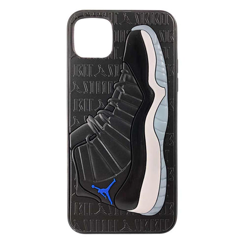 "Jordan Retro ""Space Jam"" 11 iPhone Case"