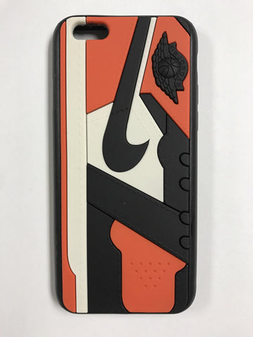 "Jordan Retro ""Shattered Backboard"" 1 iPhone Case"