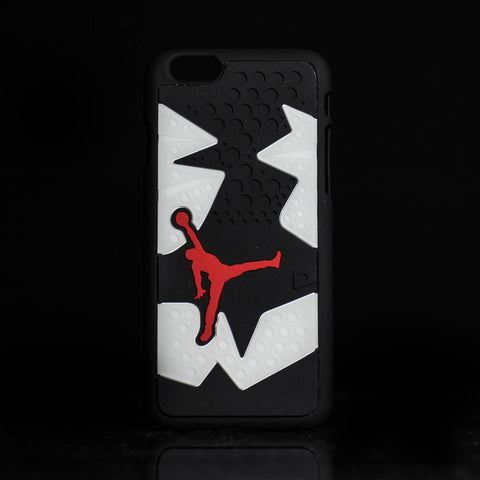 "Jordan Retro ""Infrared"" 6 Phone Case LexCustoms - 1"