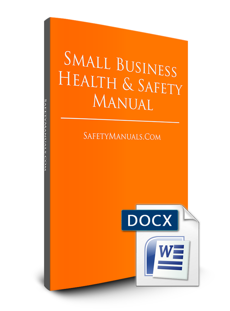 Small Business Health U0026 Safety Manual
