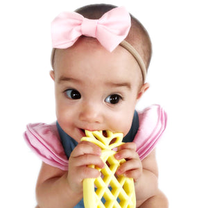 Pastel Pineapple Teether