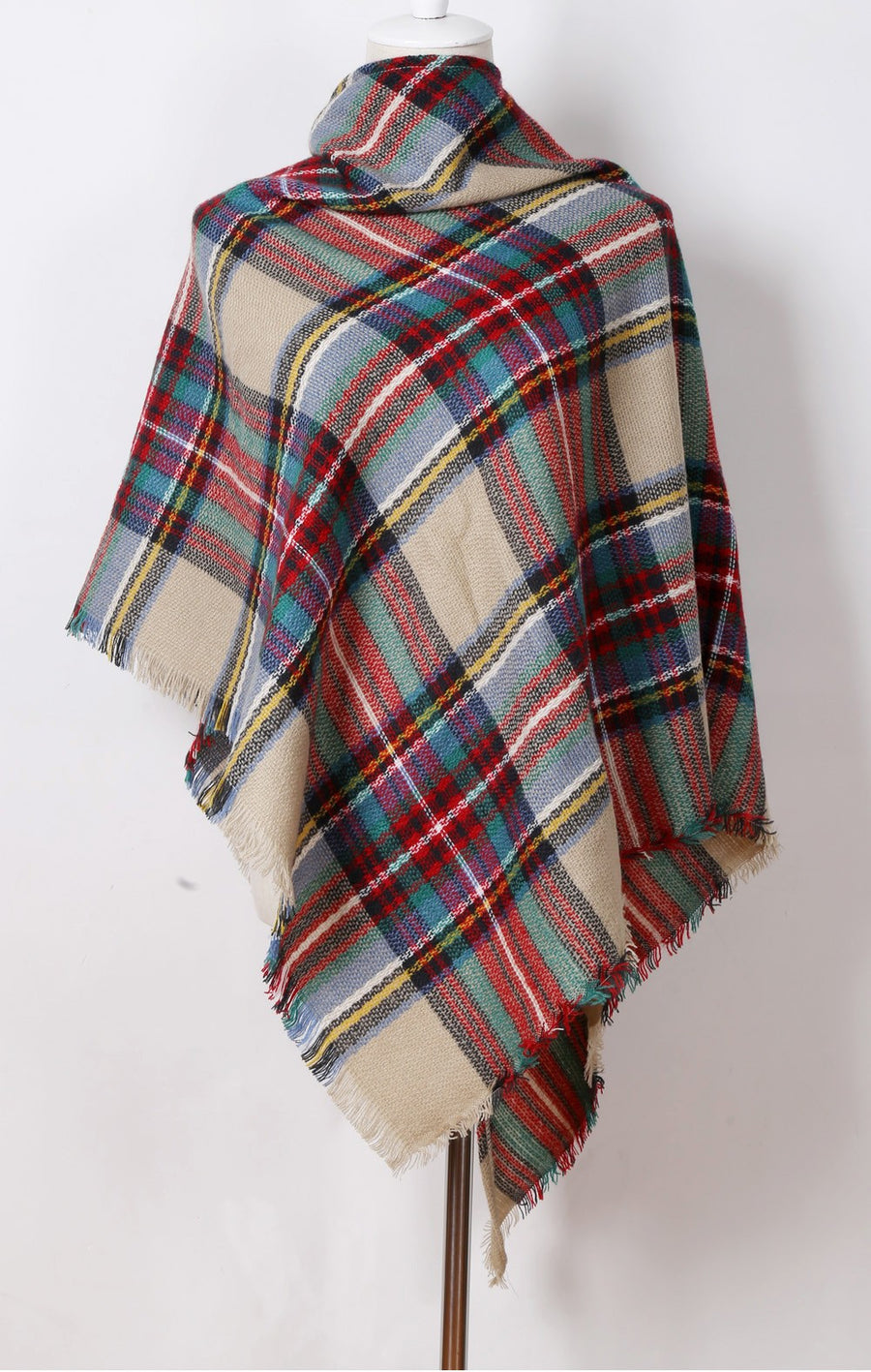 Blanket Plaid Scarf Hot Sale