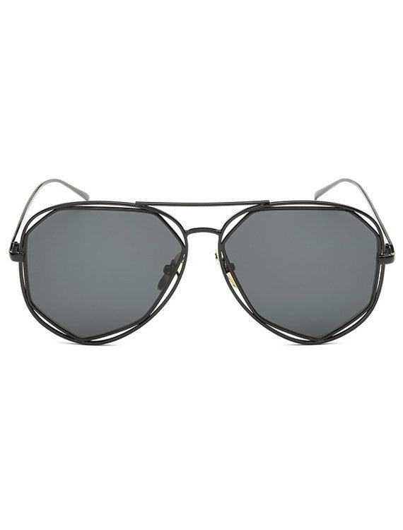 Molde Sunglasses - All Black