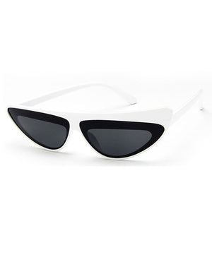 Asymmetrical Frame Sunglasses