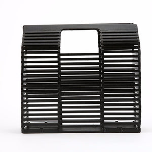 Bamboo Clutch Bags Black