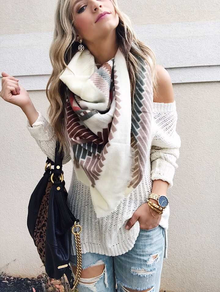 Image result for blanket scarves