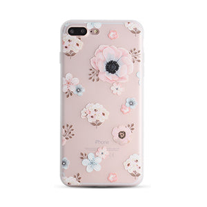 Blooming Florals Flower iPhone Cases
