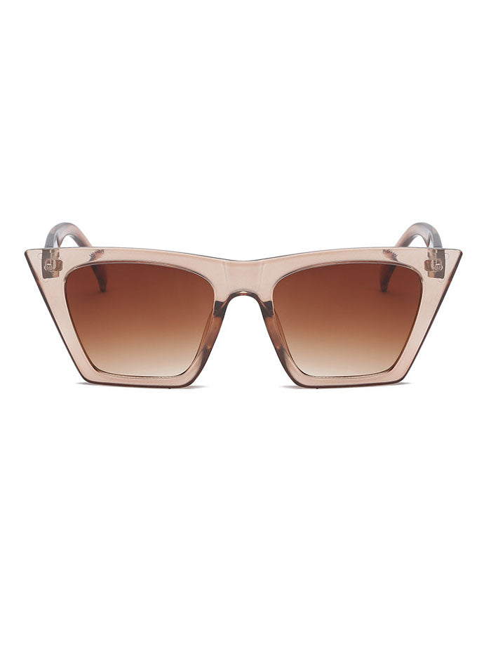 Retro Oversized Square Sunglasses