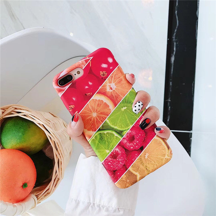 Summer Juicy Fruits iPhone Cases