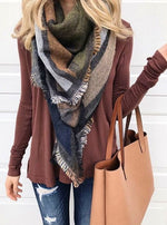 Fall Scarves Outfits