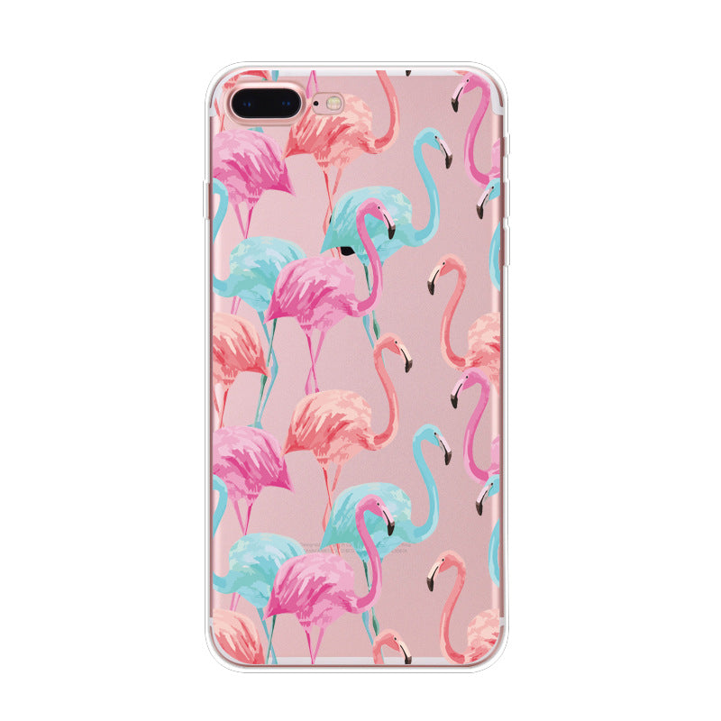 Pink Flamingo iPhone Cases