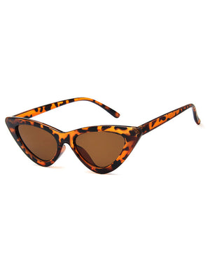 1990s Retro Vintage Cat Eye Sunglasses