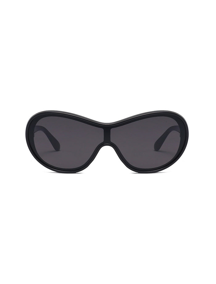 Caagu Sunglasses - Black Smoke