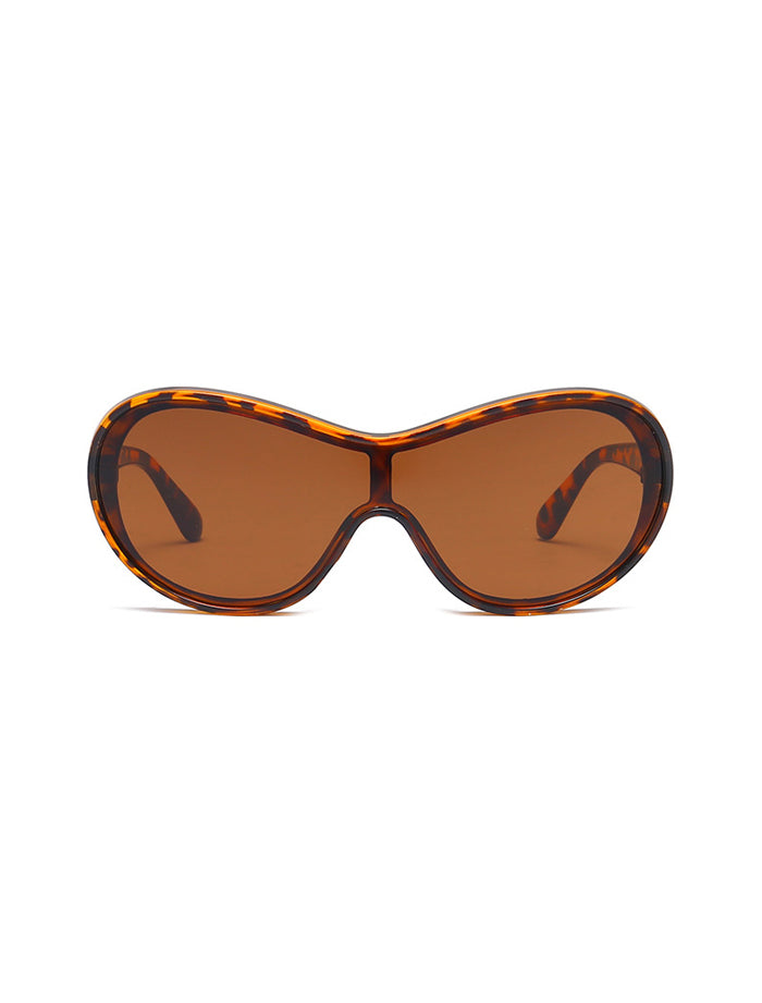 Caagu Sunglasses - Tortoise Brown