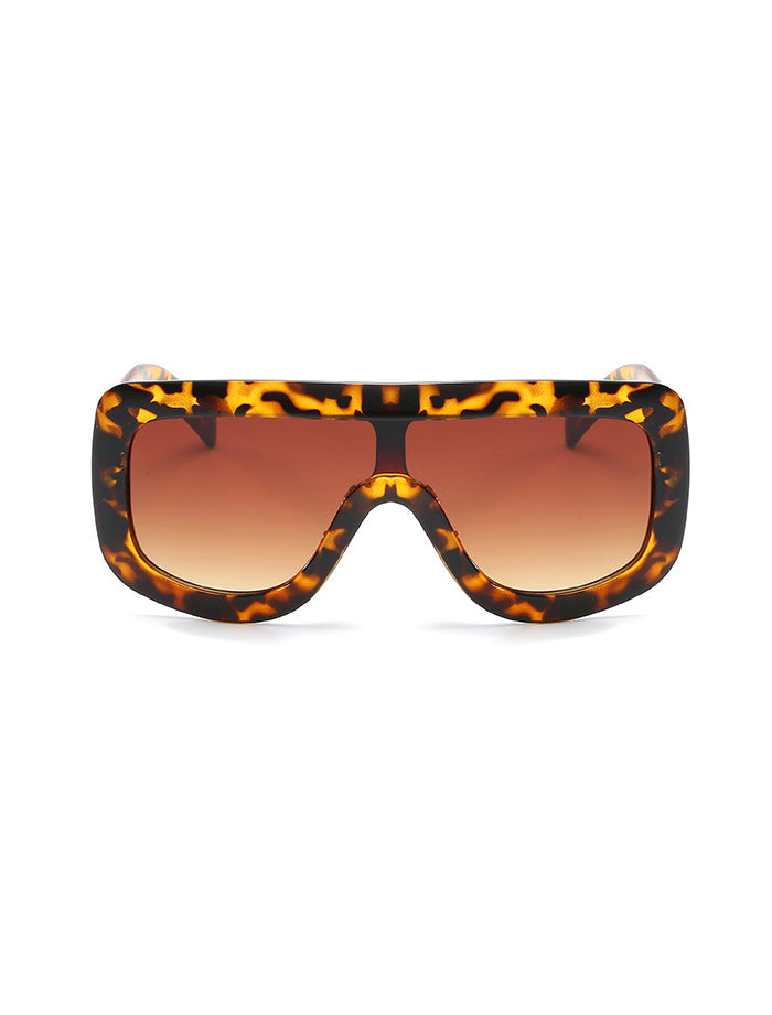 Visby Sunglasses - Tortoise Brown