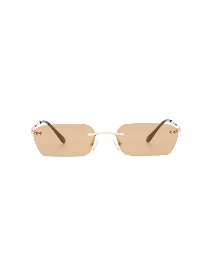 Retro Thin Chic Sunglasses