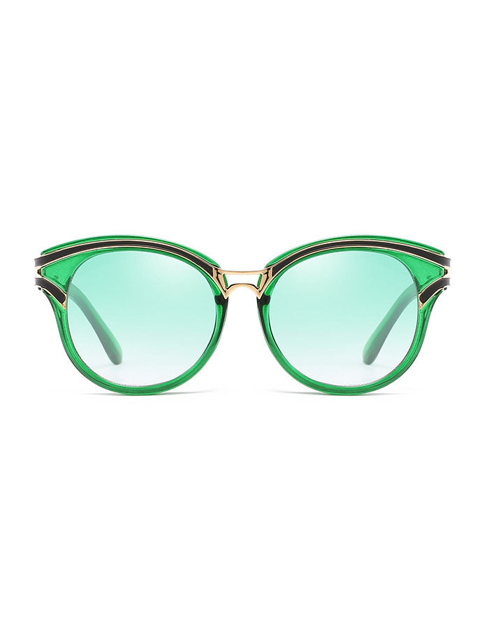 Dubbo Sunglasses - Green