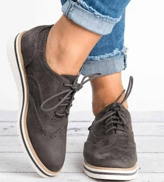 9724cbaccbe Wedge Sneaker Shoes Women Fashion Casual Ankle Boots – ILYMIX ...