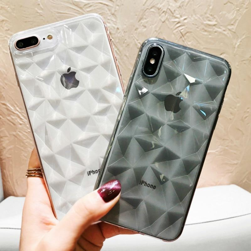 3D Diamond Case for iPhone