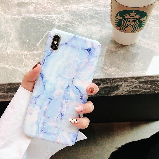 Blue Marble iPhone Cases