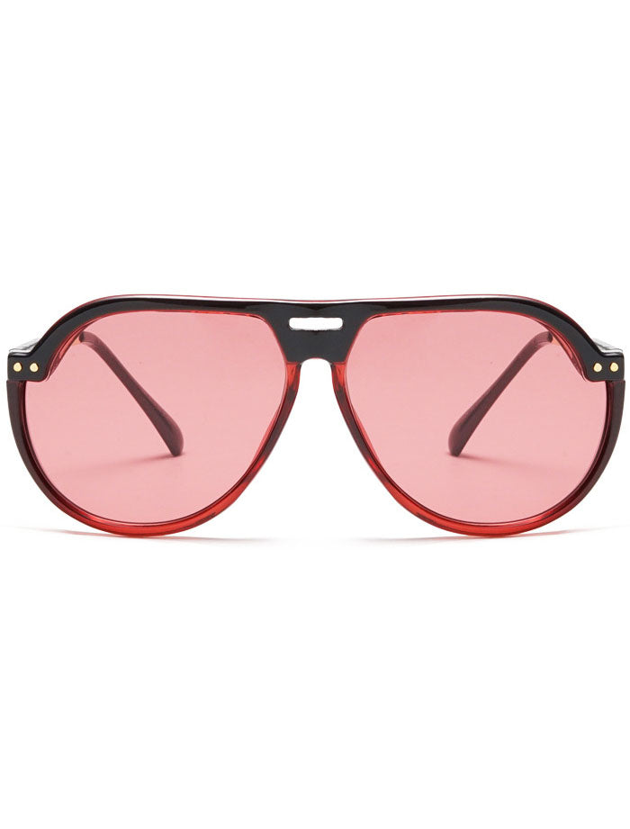 Moss Sunglasses - Red