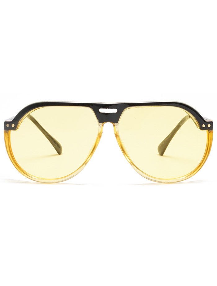 Moss Sunglasses - Yellow