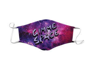 Face Mask - Gimme Space!