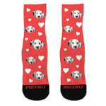 Custom Pup Socks - Love