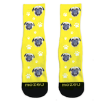 Custom Pup Socks - Paws