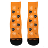 Custom Pet Socks - Spiderweb