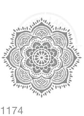 Mandala and Doily