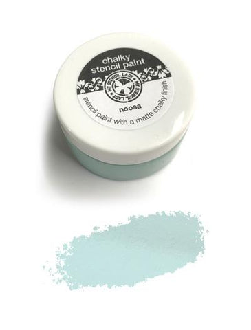 My Stencil Lady Paint Noosa Chalky Stencil Paint - Noosa Chalk Painting Stencils Australia