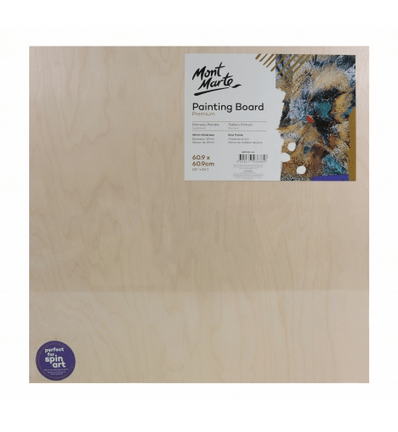 Premium Painting Board 60.9 x 60.9cm (24 x 24in)