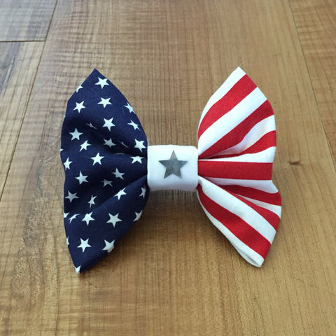 Standard Flag Bow with Star