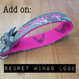 Hidden Air Force Logo for Wristlets/Lanyards (wristlets/lanyards sold separately)