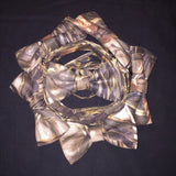 Men's Hunting Camo Bow Tie (Realtree AP, Max-4)